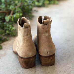 Steve Madden Shoes - Steve Madden Bounty Suede Ankle Booties Boots